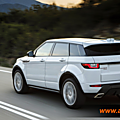 Location range rover evoque dynamic
