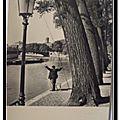 Ile St Louis - De Albert Monier - datée 1958