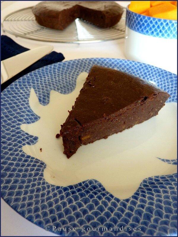 Fondant chocolat potiron (18)