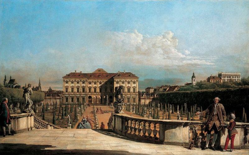 Canaletto Viena