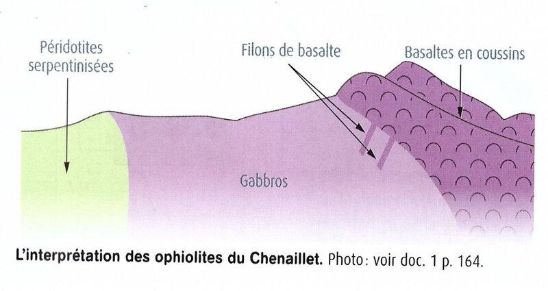 photo schéma chenaillet