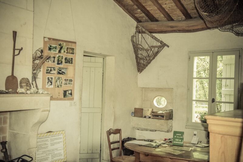 maison maraichine Marais Poitevin