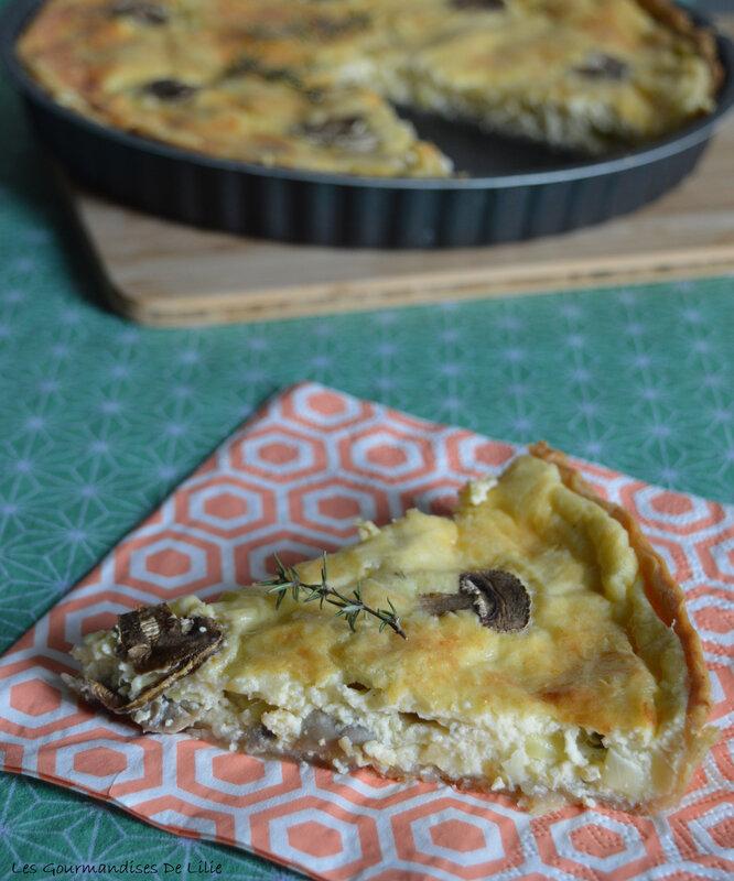 tarte champignon7