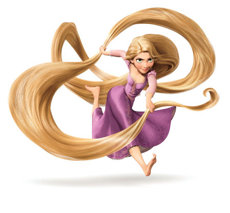 Raiponce_cheveux
