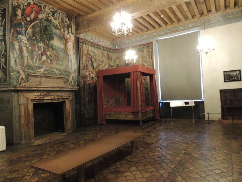 Chambre d'Henri II