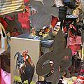 2009 - juillet -Du 4 au 6 - Festival du Lin et de l'Aiguille de Fontaine-le-Dun (14)
