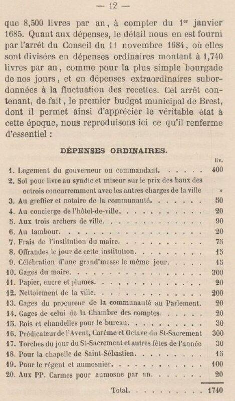 Histoire de Brest Levot 1866_3