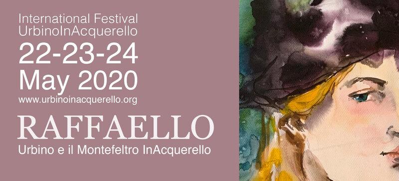 Urbino in Acquerello