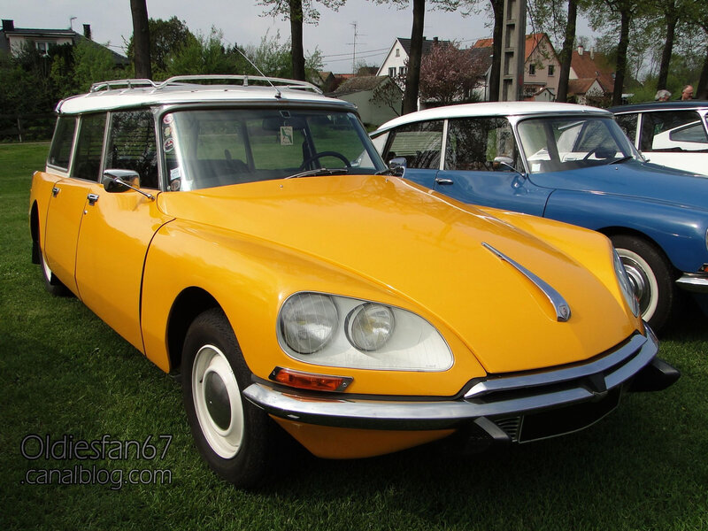 Citroên DS 20 break 1969-1975-01