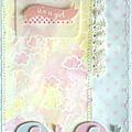 Carte de naissance de Mila 1 (collègue de Rémy) - Mai 2016