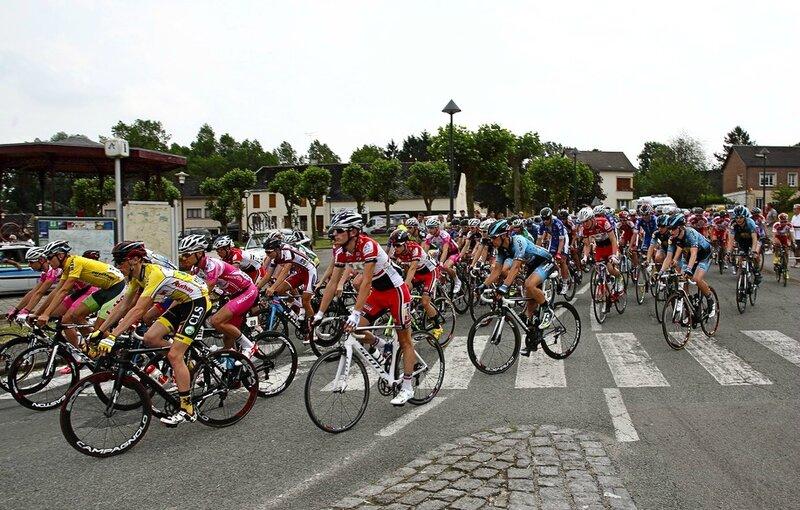 CANTONALE CYCLISTE 2015 départ Saint-Michel