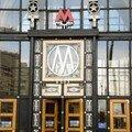 voyage MOSCOU ... le métro ... monuments d'architecture