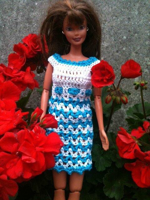 Barbie bleu 1