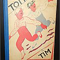 Tom et tim - louis chaffurin, jane berlandina