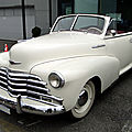 Chevrolet fleetmaster convertible-1947