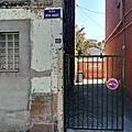 Rue petin-gaudet, à saint-chamond (izieux)