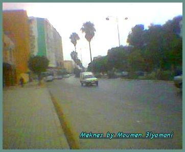 Ville Nouvelle Méknes