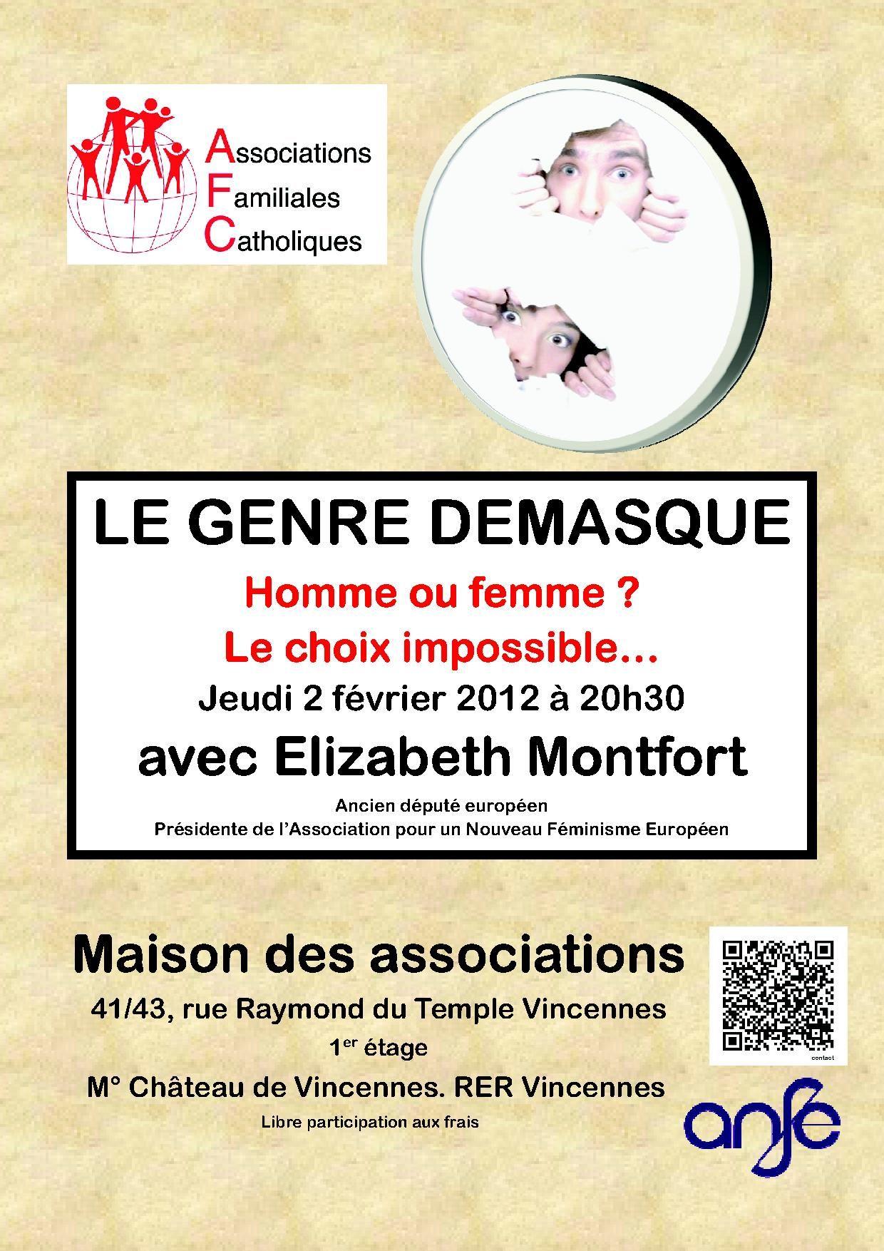 E Montfort Gender