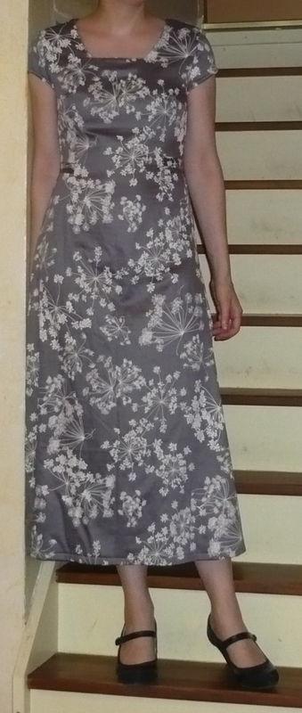 une robe champêtre
