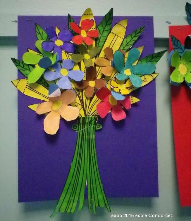 Fleurs En Bouquets Les Cahiers De Josephine
