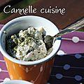 Salade de yaourt à la bulgare