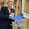 Marine le pen sur europe 1 le 29/09/2014