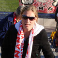 Marion, supportrice ASNL