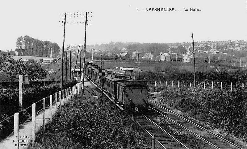 AVESNELLES - La Halte