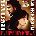 cannes 2018 : everybody knows, asghar farhadi