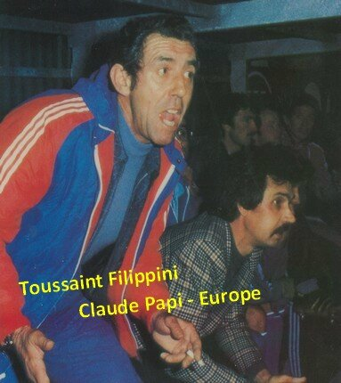 010 1061 - BLOG - Filippini Toussaint - Claude Papi - Europe