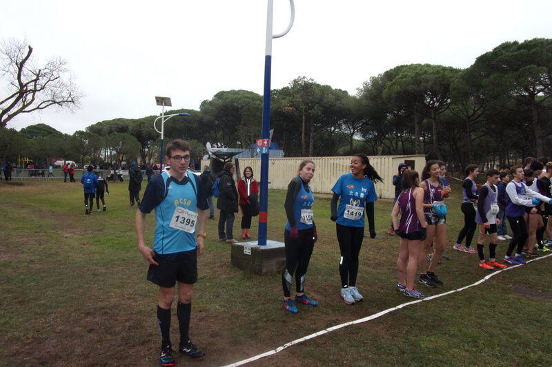 Cross country La Tamarissiére 10