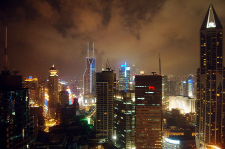 Shanghai_Puxi_Night