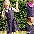 La robe solange et son détail choc!