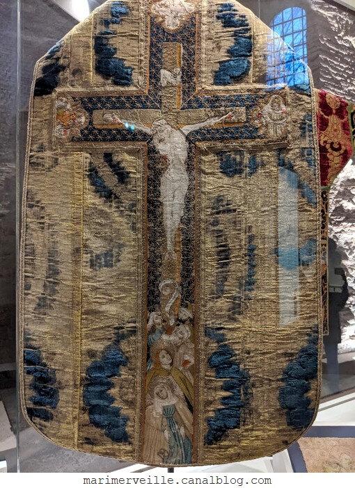 expo L'art en broderie - Musée de Cluny 41