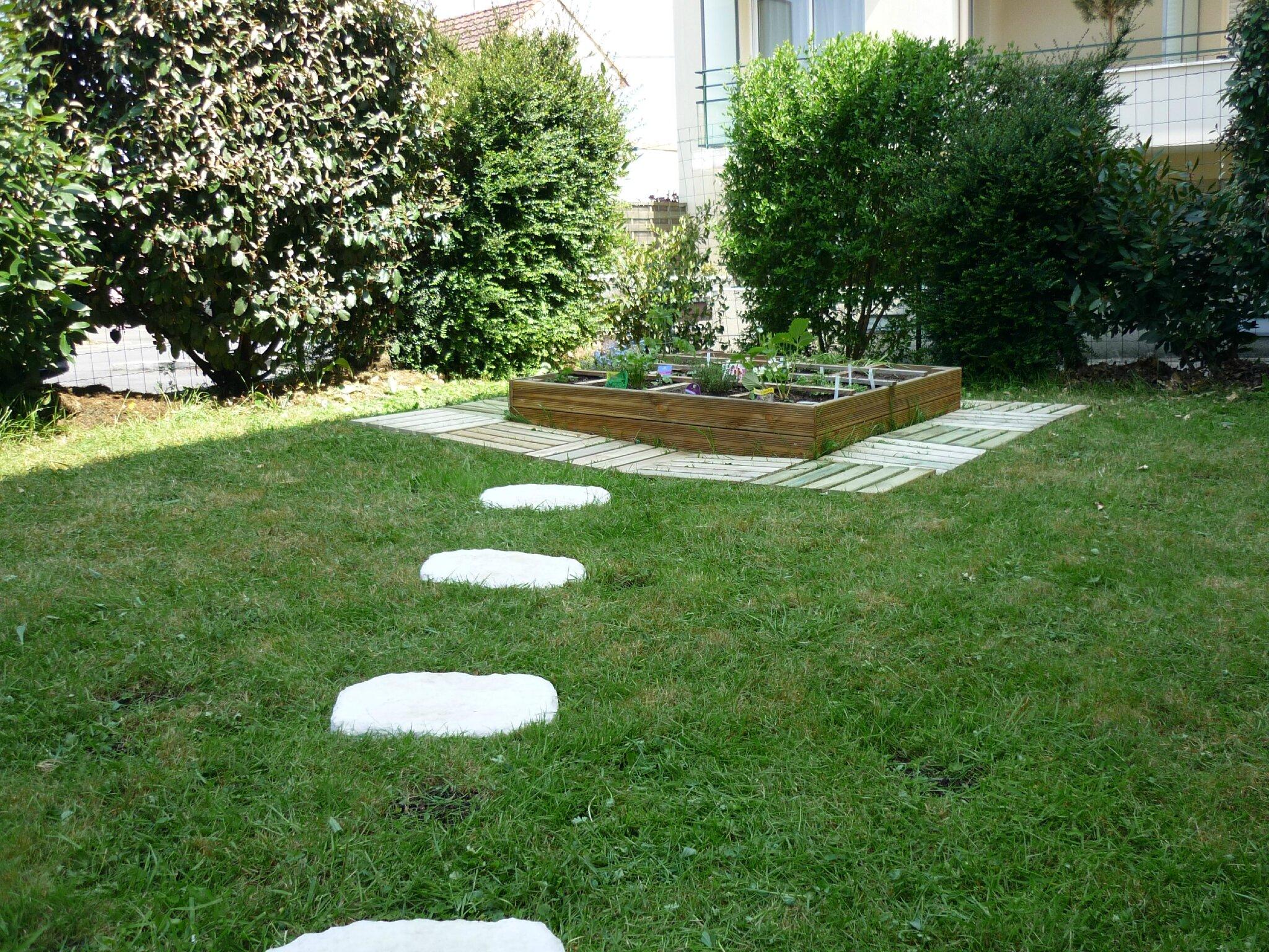 jardin mon beau jardin le journal de miss plumette. Black Bedroom Furniture Sets. Home Design Ideas
