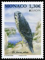 2019 Europa stamp - Monaco