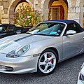 Porsche 986 Boxster S s