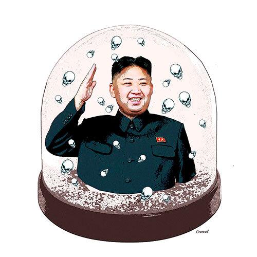 COUREUIL_201213_vigousse_N173_Kim_Jong_un