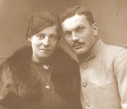 mariage Adrien et Marcelle