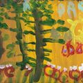 Forêt en fête de Damien