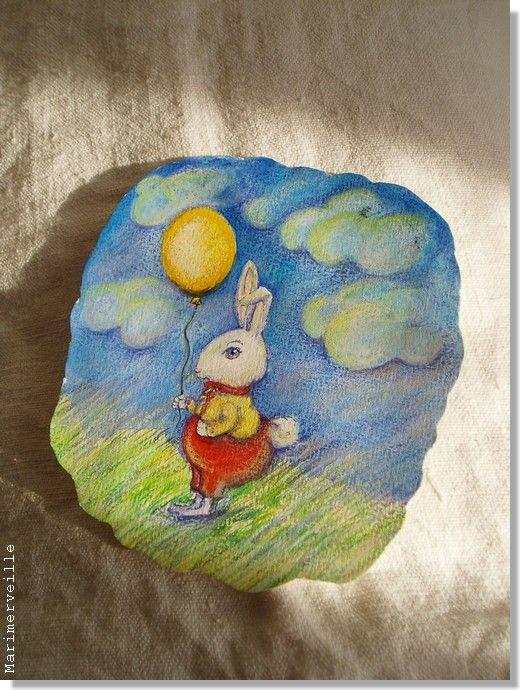 Porcelaine, mon lapin préféré