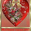 Holly heart