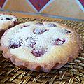 Tartelettes aux biscuits de reims