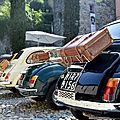 Fiat 500 à bellagio - italia