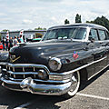 Cadillac fleetwood series 75 4door limousine 1952