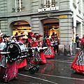 11.11 à 11h11, début du carnaval à berne