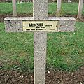 Soldat Joseph ARDÈSIER