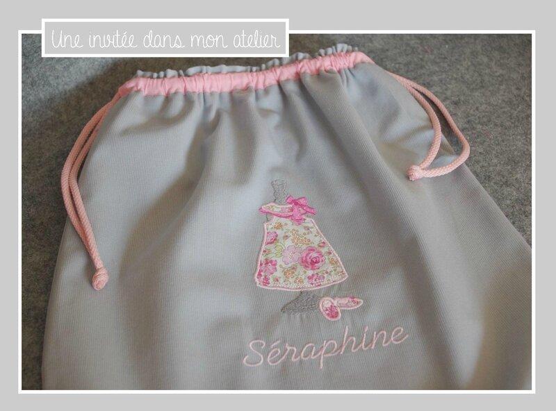 sac de linge-grand format-Liberty félicité rose