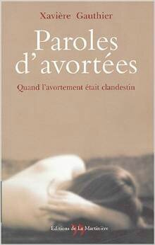 Paroles d'avortées