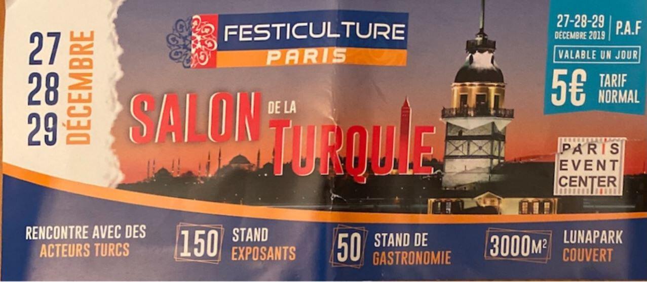 FESTICULTURE PARIS